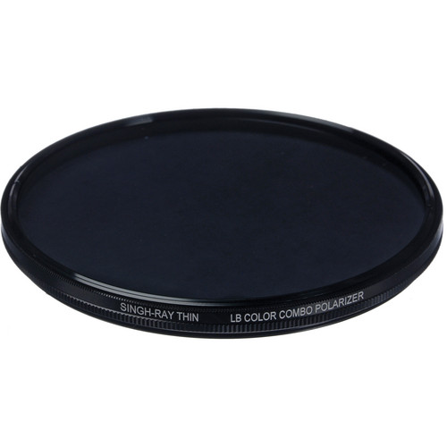 Singh-Ray 62mm LB ColorCombo Polarizer Thin Mount Filter