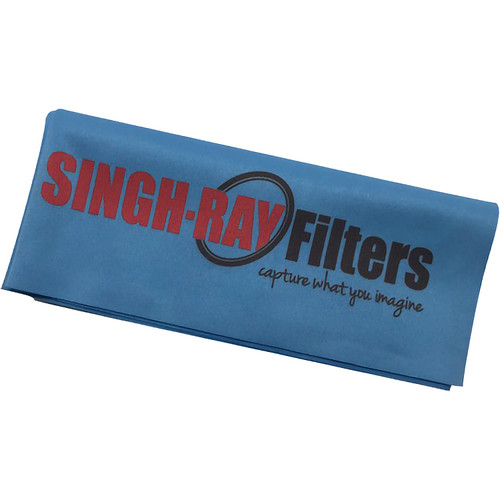 "Singh-Ray Microfiber Cleaning Cloth (12 x 16"")"