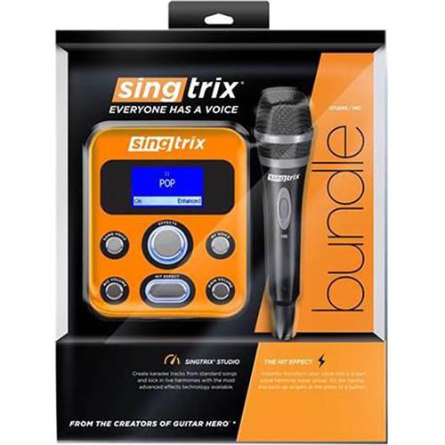Singtrix Personal Bundle Home Karaoke System