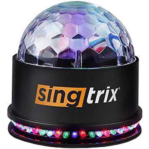 Singtrix Compact Party Light - Sound Reactive
