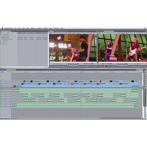 Singular Software by Red Giant PluralEyes 3.1.1 for Final Cut Pro