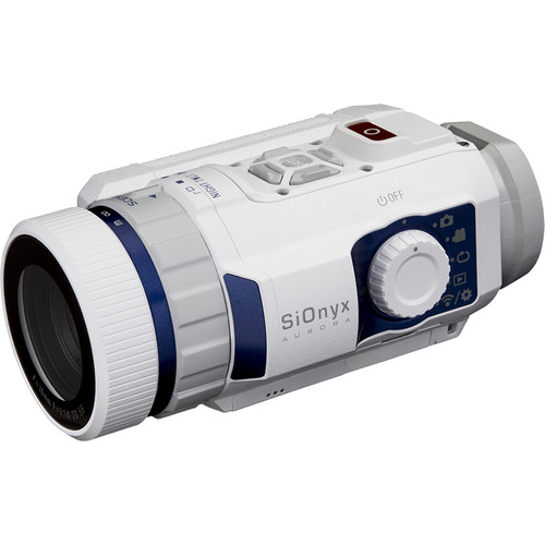 SiOnyx Aurora Sport Water-Resistant IR Night Vision Camera