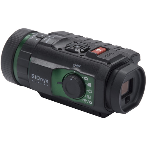 SiOnyx Aurora Full-Color Night Vision Camera with Hard Case