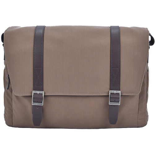 Sirui MyStory 15 Shoulder Bag (Dark Tan)
