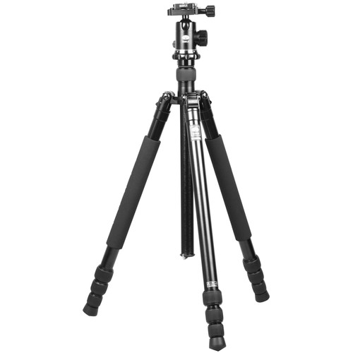 Sirui T-1004XL Aluminum Tripod with E-10 Ball Head
