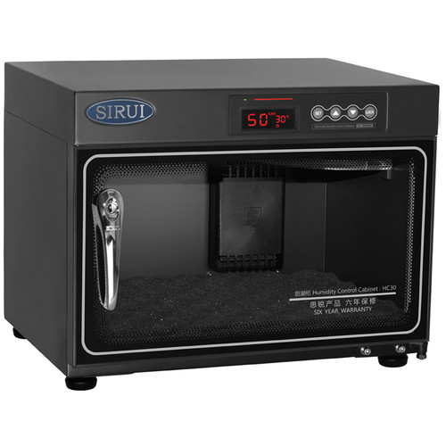 Sirui HC-30 Electronic Humidity Control Cabinet