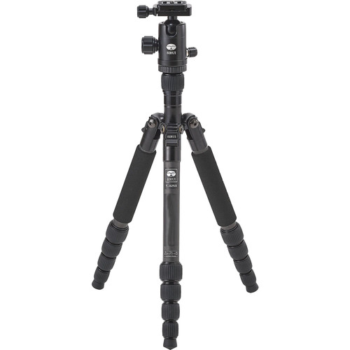 Sirui Sirui T-025X Tripod with C-10S Ball Head and UrbanPro 15 Backpack Kit
