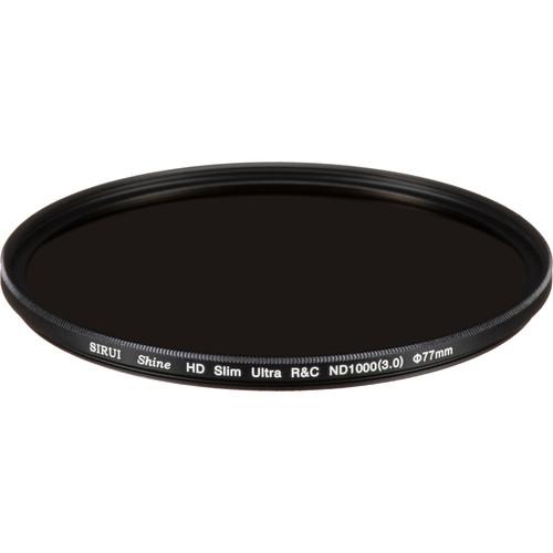 Sirui 77mm Nano MC ND 3.0 Filter (10-Stop)