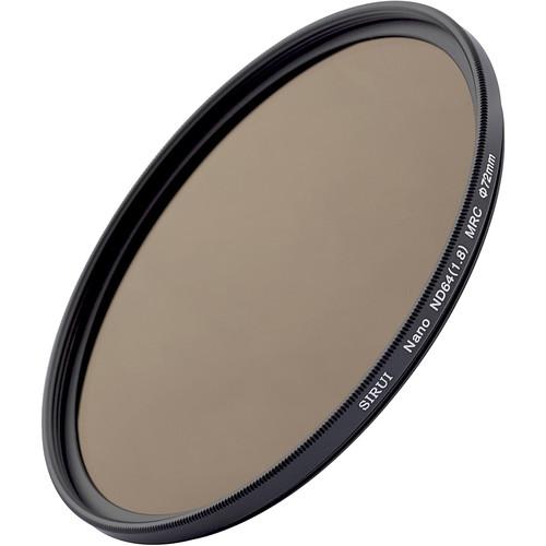 Sirui 72mm Nano MC ND 1.8 Filter (6-Stop)