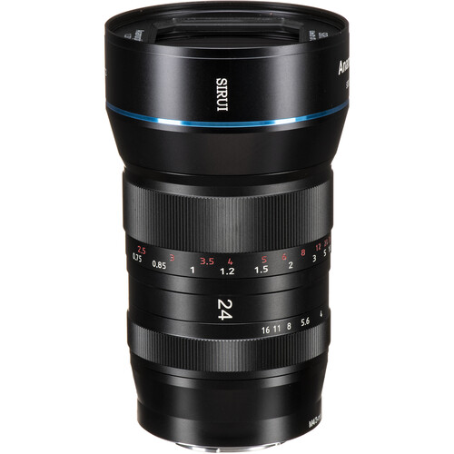 Sirui 24mm f/2.8 Anamorphic 1.33x Lens (MFT Mount)
