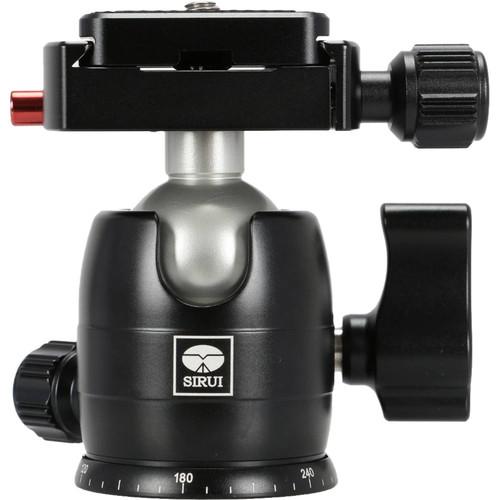 Sirui B-00 Series Mini Ball Head (Black)