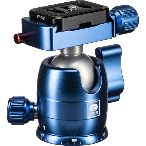 Sirui B-00 Series Mini Ball Head (Blue)