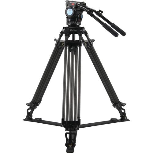 Sirui BCT-2203 Carbon Fiber Tripod & BCH-20 Video Head Bundle