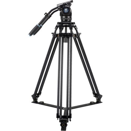 Sirui BCT-3002 Aluminum Tripod & BCH-30 Video Head Bundle