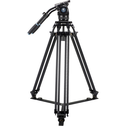 Sirui BCT-3002 Aluminum Tripod & BCH-30 Video Head Bundle