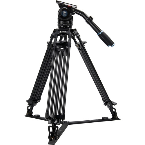 Sirui BCT-3003 Aluminum Tripod & BCH-30 Video Head Bundle
