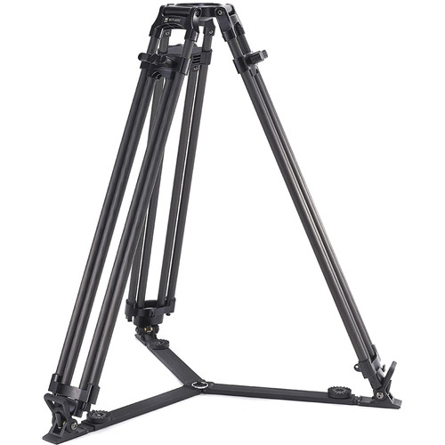 Sirui BCT-3202 Professional 2-Section Carbon Fiber Video Tripod with 100mm Bowl