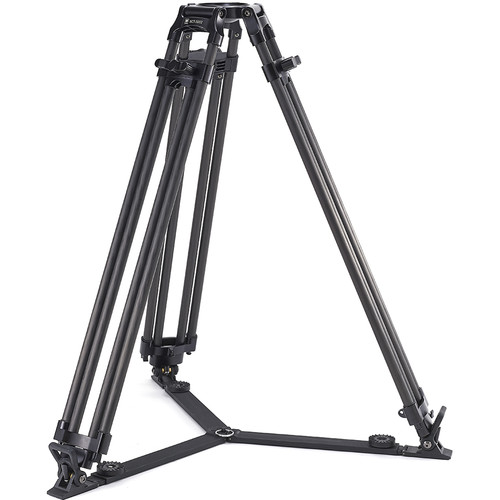 Sirui BCT-3203 Professional 3-Section Carbon Fiber Video Tripod Legs with 100mm Bowl
