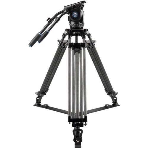 Sirui BCT-3203 Carbon Fiber Tripod & BCH-30 Video Head Bundle