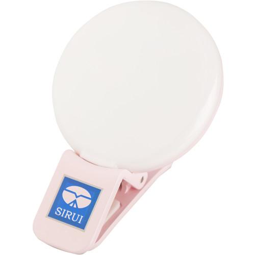 Sirui Mobile Phone Beauty Lamp (Pink)