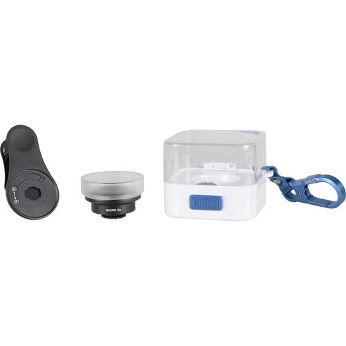 Sirui Macro Lens with Mobile Lens Clip (Black)