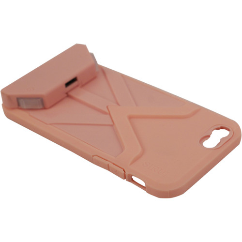 Sirui Protective Case for iPhone 6/6s with Remote (Pink)