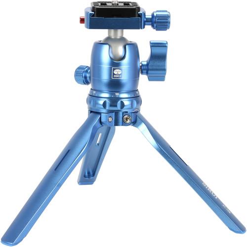 Sirui 3T-15 Tabletop Tripod with B-00 Ball Head (Blue)