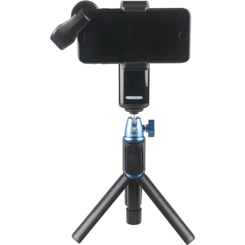 Sirui VK3 Professional Single Axis Pocket Stabilizer with TSH01KX, MSC06 Clip & 18WAK Lens for Mobile Phon