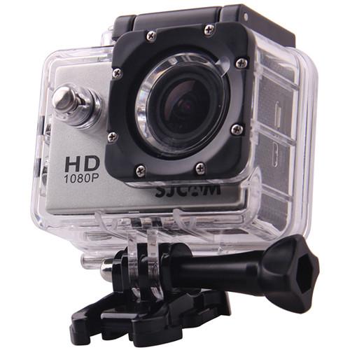 SJCAM SJ4000 Action Camera (Silver)