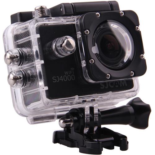 SJCAM SJ4000 Action Camera with Wi-Fi (Black)