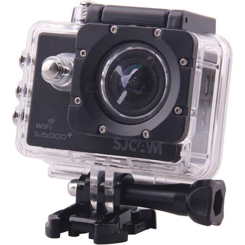 SJCAM SJ5000 Plus HD Action Camera with Wi-Fi (Black)