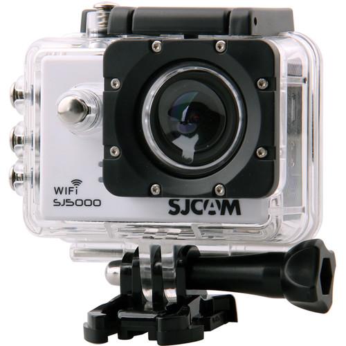 SJCAM SJ5000 Wi-Fi Action Camera (White)