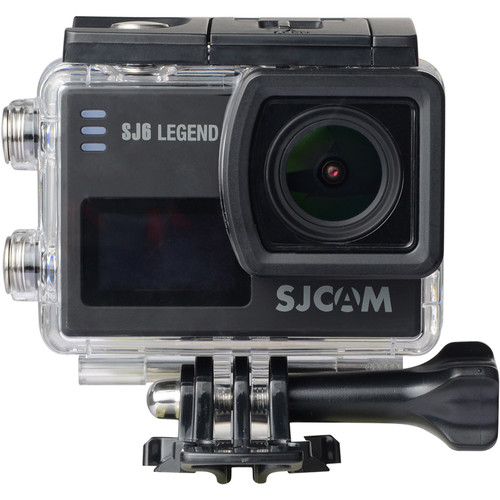 SJCAM SJ6 Legend 4K Action Camera (Black)