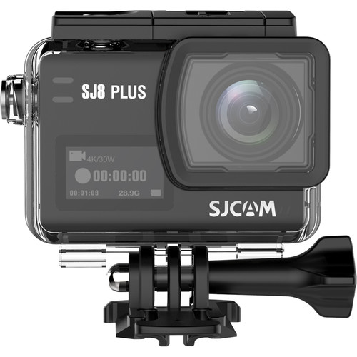 SJCAM SJ8 Plus 4K Action Camera (Black)