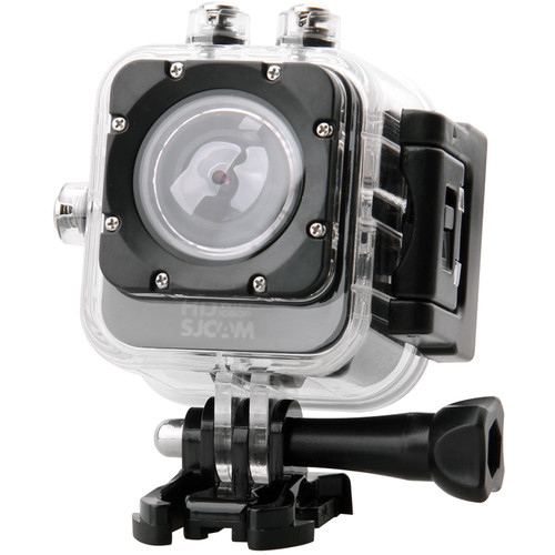 SJCAM M10 Cube Mini Full HD Action Camera with Wi-Fi (Black)