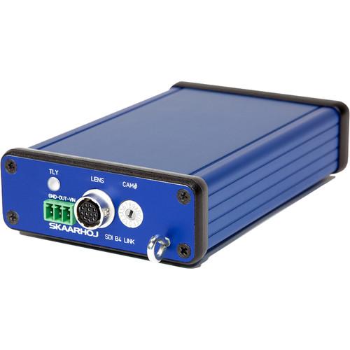 SKAARHOJ Iris Control for B4 Lenses with BlackMagic 3G-SDI Arduino Shield for URSA Mini & Studio Cameras (Pack of 4)