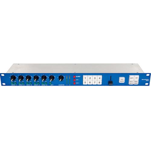 SKAARHOJ C90A Audio Integration Rack Controller