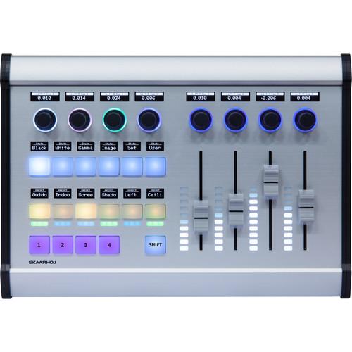 SKAARHOJ Color Fly Remote Control Panel