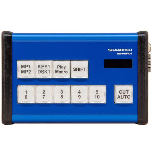 SKAARHOJ E21-KP01 Pocket Controller