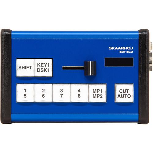 SKAARHOJ E21-SLD Pocket Controller with Optional PoE