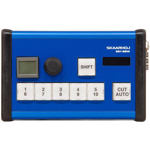 SKAARHOJ E21-SSW Pocket Controller