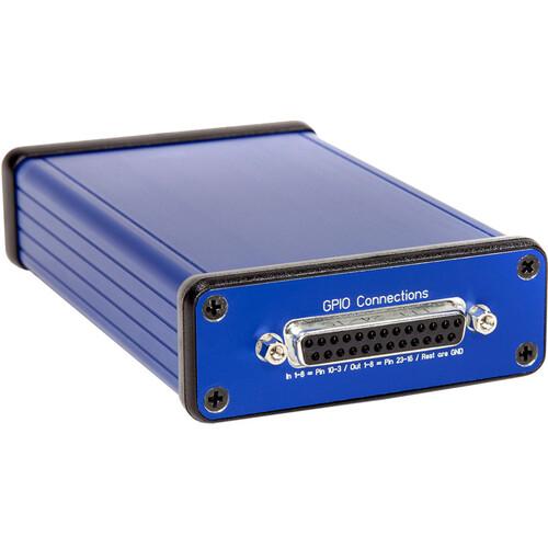 SKAARHOJ GPIO Controller with GPI Connector