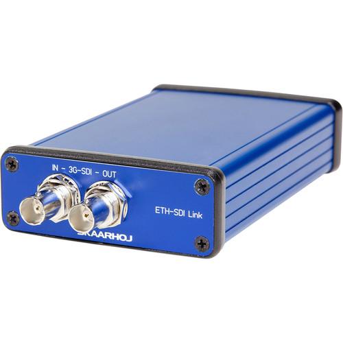 SKAARHOJ ETH-SDI Link Ethernet to SDI Output Embedder Interface