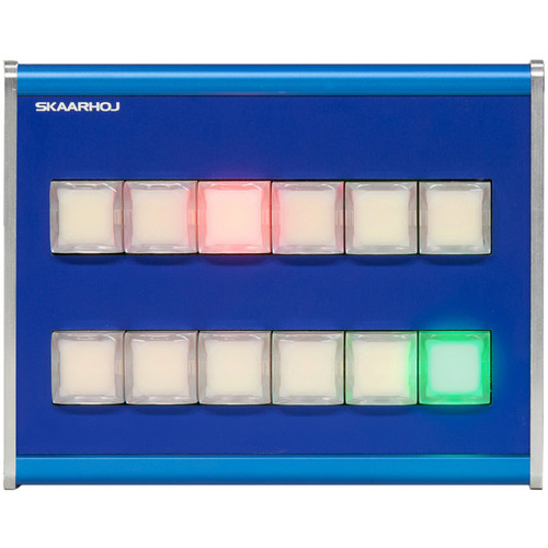 SKAARHOJ MC Series MC11 Master Portable Desktop Controller