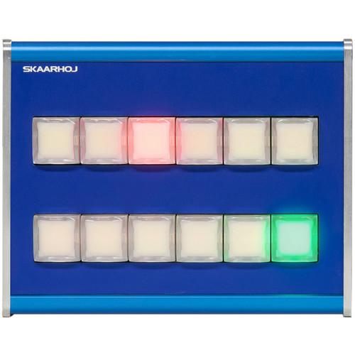 SKAARHOJ MC Series MC11 Module Portable Desktop Controller
