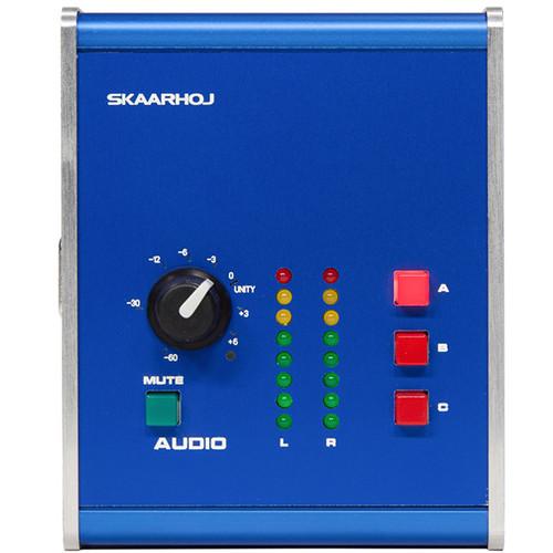 SKAARHOJ MC Series MC12 Module Portable Desktop Controller