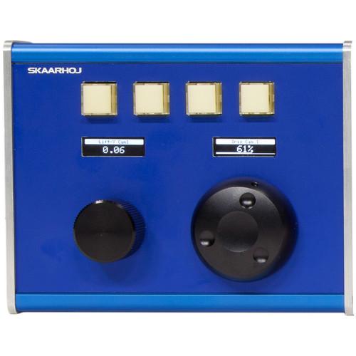 SKAARHOJ MC Series MC13 Master Portable Desktop Controller