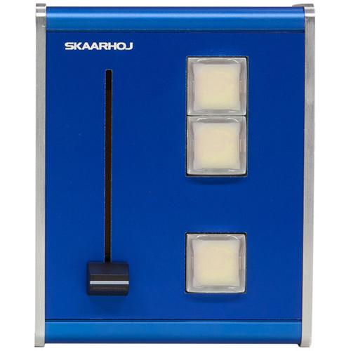 SKAARHOJ MC Series MC14 Module Portable Desktop Controller