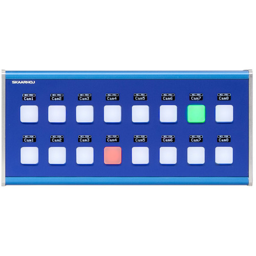 SKAARHOJ MC4 Master Portable Desktop Controller