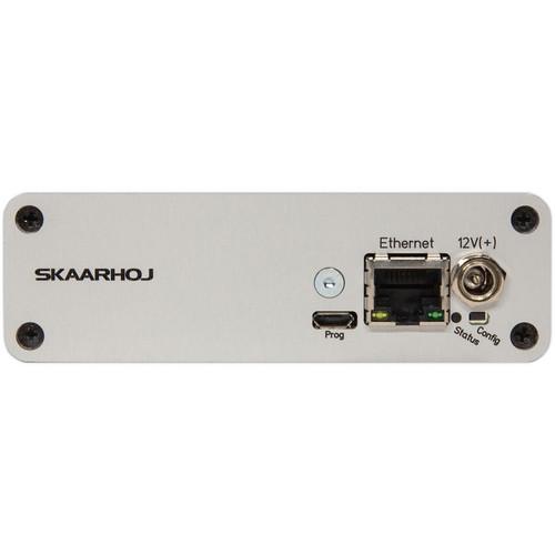 SKAARHOJ MC Master Power over Ethernet